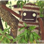 Es pariente de los monos títis